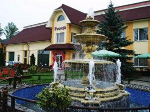 """Готель - ресторан """"Софія"""""""